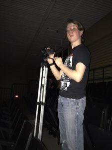 And, of course, every dance performance needs its very own videographer - thanks to Alex Kerry for being that person!