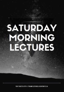 TRIUMF&SFU Saturday Morning Lectures Poster